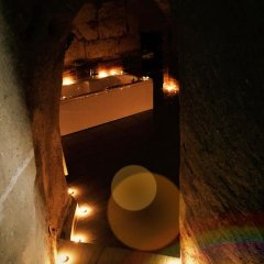 Helios Cave Hotel 3* Стандартный номер фото 17