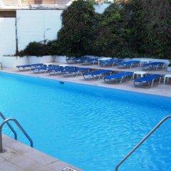 Отель Rhodos Horizon Resort бассейн