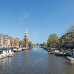 Апартаменты Nieuwmarkt Waag apartments