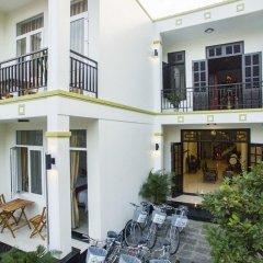 Отель Mi Kha Homestay 3* Номер Делюкс с различными типами кроватей фото 2