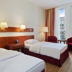 Отель Hilton Nuremberg 4* Стандартный номер разные типы кроватей