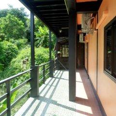 Отель Baan Chalok Hostel Таиланд, Остров Тау - отзывы, цены и фото номеров - забронировать отель Baan Chalok Hostel онлайн балкон