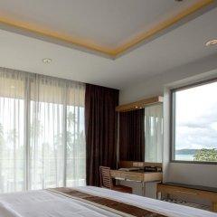 Отель Aqua Resort Phuket 4* Номер Делюкс с двуспальной кроватью фото 14