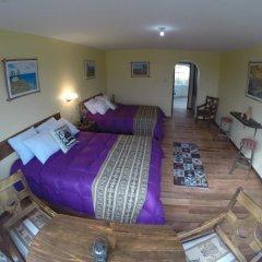 Отель Mirador del Titikaka 3* Стандартный номер с 2 отдельными кроватями