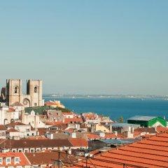 Апартаменты Chiado Apartments Лиссабон пляж