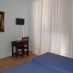 Отель Hospederia Del Carmen удобства в номере