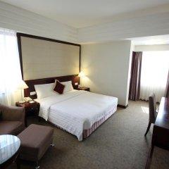 Guangzhou Hotel 3* Представительский номер с разными типами кроватей фото 3