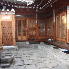 Отель Hyosunjae Hanok Guesthouse интерьер отеля