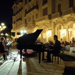 Отель Grand Hotel Rimini Италия, Римини - 4 отзыва об отеле, цены и фото номеров - забронировать отель Grand Hotel Rimini онлайн питание