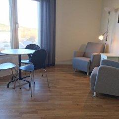 Отель Torslanda Studios Швеция, Гётеборг - отзывы, цены и фото номеров - забронировать отель Torslanda Studios онлайн комната для гостей фото 2