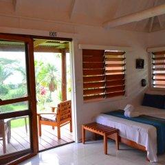 Отель Daku Resort Savusavu 3* Бунгало с различными типами кроватей фото 5