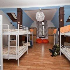 Hostel Orange Кровать в общем номере с двухъярусной кроватью фото 2