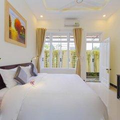 Отель Hoi An Merrily Homestay 3* Стандартный номер с различными типами кроватей фото 6