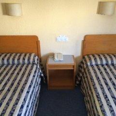 Hotel Asturias Madrid комната для гостей