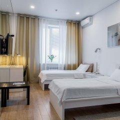 Гостиница Призма 3* Стандартный номер с различными типами кроватей фото 3