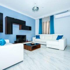 Отель The Waves holiday apartment Мальта, Марсашлокк - отзывы, цены и фото номеров - забронировать отель The Waves holiday apartment онлайн комната для гостей фото 2