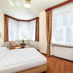Hotel Erzherzog Rainer 4* Стандартный номер с двуспальной кроватью фото 3