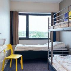 Отель Stavanger Vandrerhjem St Svithun 2* Стандартный номер с различными типами кроватей фото 2