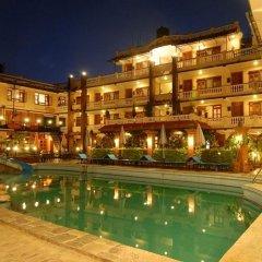 Отель Goodwill Непал, Лалитпур - отзывы, цены и фото номеров - забронировать отель Goodwill онлайн бассейн фото 3