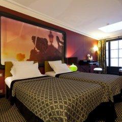 Отель Fontaines Du Luxembourg 3* Стандартный номер фото 3