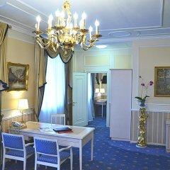 Гостиница Моцарт 4* Номер Эконом разные типы кроватей фото 8