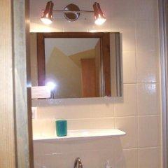 Отель Familiengasthof Zirmhof ванная фото 2