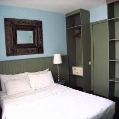 Отель Hôtel Monte Carlo 2* Стандартный номер с различными типами кроватей фото 8