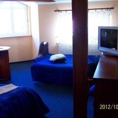 Отель Willa Zbyszko 2* Стандартный номер с двуспальной кроватью фото 7