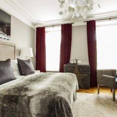 Отель St.Petersbourg 5* Улучшенный номер с разными типами кроватей фото 8