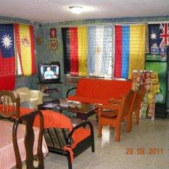 Tamarindo hostel питание