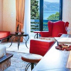 Отель Grecotel Daphnila Bay 4* Бунгало с различными типами кроватей фото 3