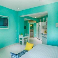 Отель Studio Suite At Marina Cabo Plaza Мексика, Золотая зона Марина - отзывы, цены и фото номеров - забронировать отель Studio Suite At Marina Cabo Plaza онлайн комната для гостей фото 5