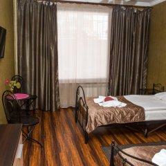 Мини-Отель Уют Стандартный номер с различными типами кроватей фото 30