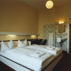 Hotel Jedermann комната для гостей фото 5