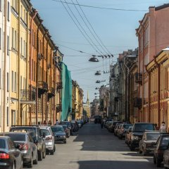 Гостиница Невский Бриз Санкт-Петербург парковка