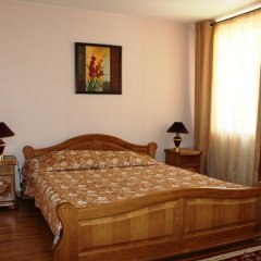 Гостиница Саратовская 3* Студия с различными типами кроватей фото 3