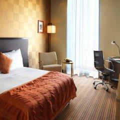 Radisson Blu Hotel, Dubai Media City 4* Улучшенный номер с различными типами кроватей