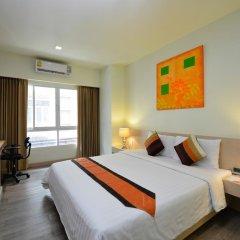 Отель Icheck Inn Silom 3* Улучшенный номер фото 5