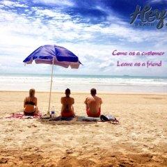 Hey beach hostel Ланта фитнесс-зал