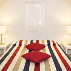 Отель Meltemi Village 4* Люкс с различными типами кроватей