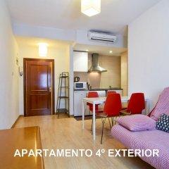 Отель Apartamentos LG45 Испания, Мадрид - отзывы, цены и фото номеров - забронировать отель Apartamentos LG45 онлайн комната для гостей фото 2