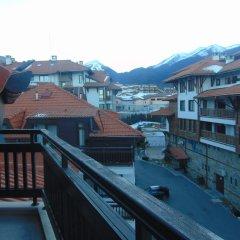 Отель Edelweiss Studios Болгария, Банско - отзывы, цены и фото номеров - забронировать отель Edelweiss Studios онлайн балкон