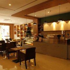 Отель 7Days Inn Shenzhen Xilin Metro Station Шэньчжэнь питание фото 2