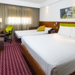 Отель Hampton by Hilton Liverpool City Center 3* Стандартный номер с двуспальной кроватью