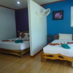 Отель Baan Long Beach 3* Бунгало фото 6