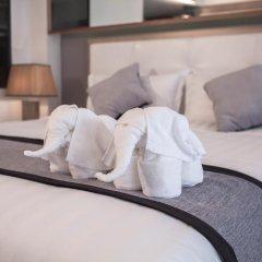 Отель Racha Residence Sri Racha 3* Улучшенные апартаменты с различными типами кроватей фото 5