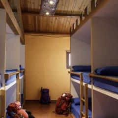 Отель La casa del camino Кровать в общем номере с двухъярусной кроватью фото 4