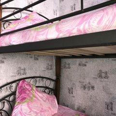 Гостиница Hostels Paveletskaya Номер Эконом с разными типами кроватей фото 3