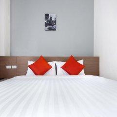 Отель D Varee Xpress Makkasan 3* Стандартный номер фото 12