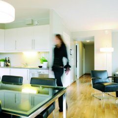 Отель Forus Leilighetshotel Норвегия, Санднес - отзывы, цены и фото номеров - забронировать отель Forus Leilighetshotel онлайн комната для гостей фото 2